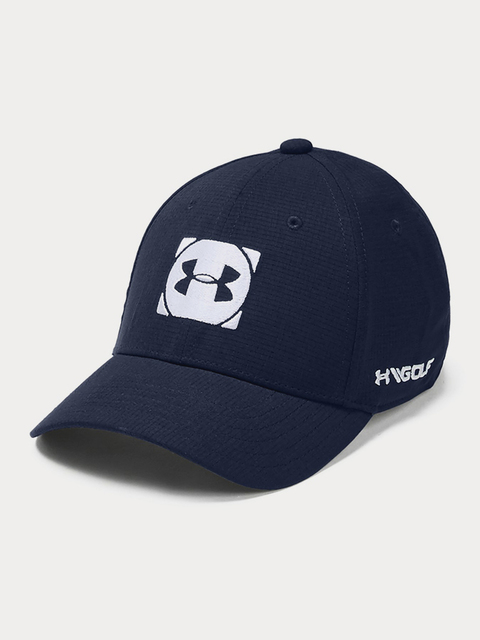 Kšiltovka Under Armour Boy's Official Tour Cap 3.0-NVY