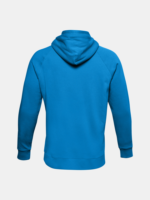 Mikina Under Armour UA Rival Fleece Hoodie-BLU
