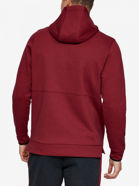 Mikina Under Armour Athlete Recovery Fleece Graphic Hoodie-R