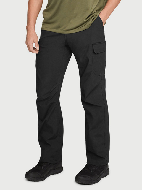Kalhoty Under Armour Tac Patrol Pant II-BLK