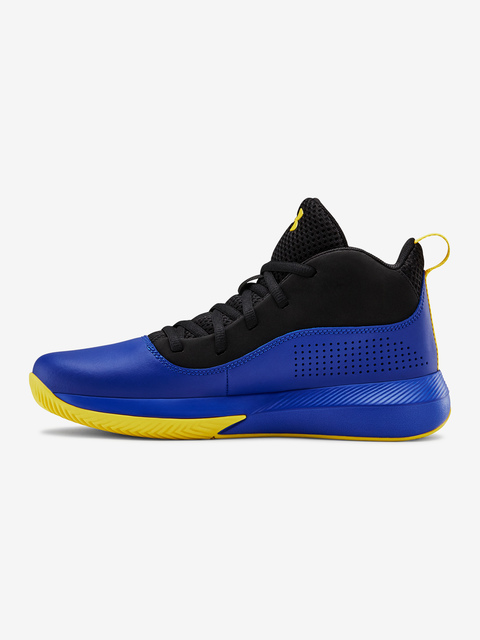 Boty Under Armour GS Lockdown 4-BLU