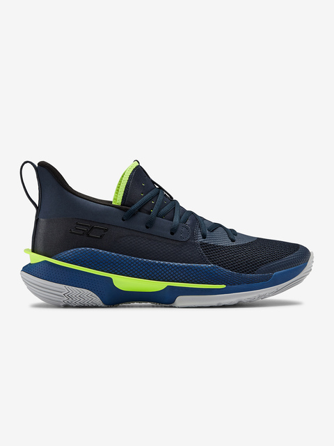 Boty Under Armour Curry 7-Nvy