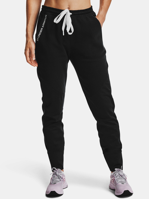 Kalhoty Under Armour Recover Fleece Pants-BLK