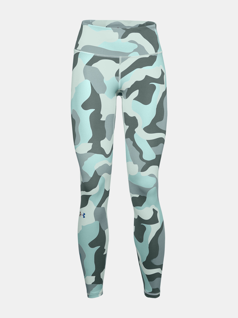 Legíny Under Armour UA Rush Camo Legging-BLU