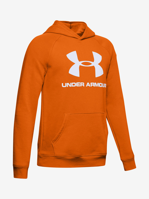 Mikina Under Armour Rival Logo Hoodie