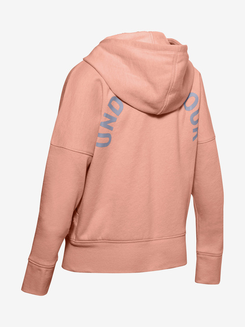 Mikina Under Armour Rival Fz Hoodie
