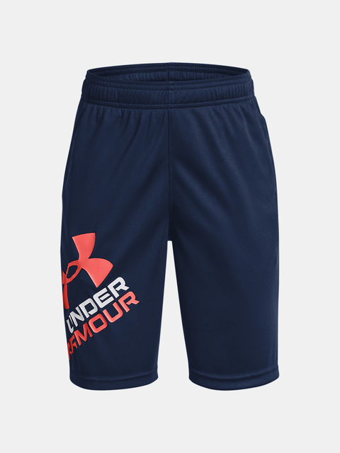 Kraťasy Under Armour UA Prototype 2.0 Logo Shorts-NVY