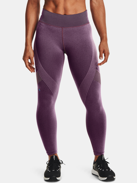 Legíny Under Armour UA Rush Seamless 7/8 Legging-PPL