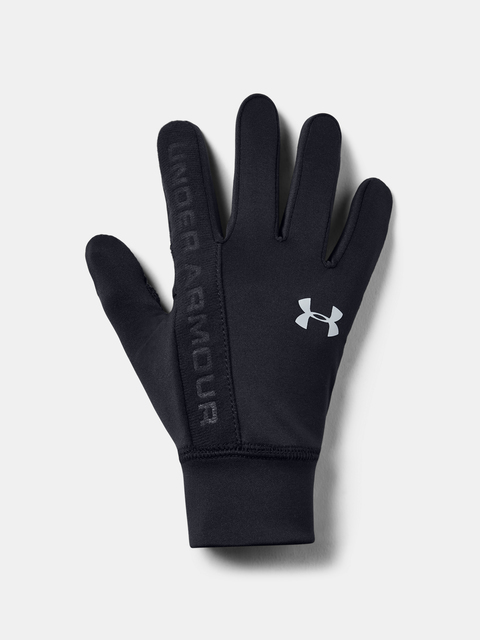 Rukavice Under Armour Boy's Liner Glove-BLK