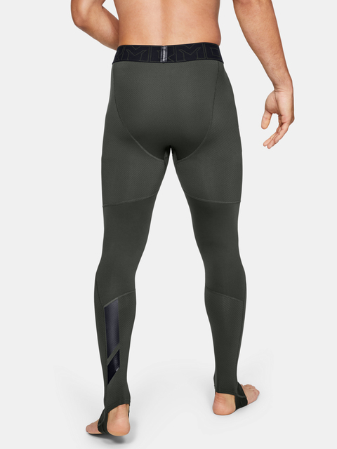 Kompresní legíny Under Armour Gametime Cg Legging-Grn