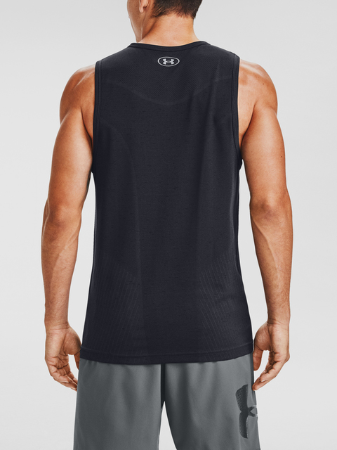 Tílko Under Armour UA Seamless Tank-BLK