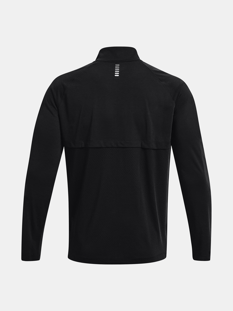 Mikina Under Armour Streaker Half Zip-BLK