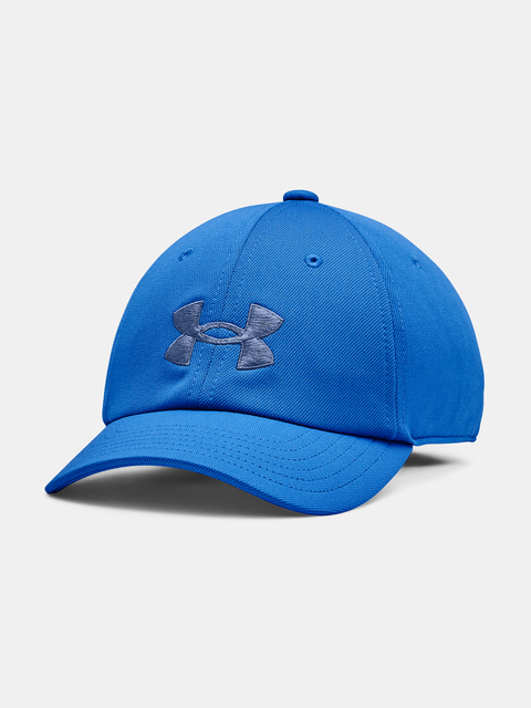 Kšiltovka Under Armour Blitzing Adj Hat-BLU