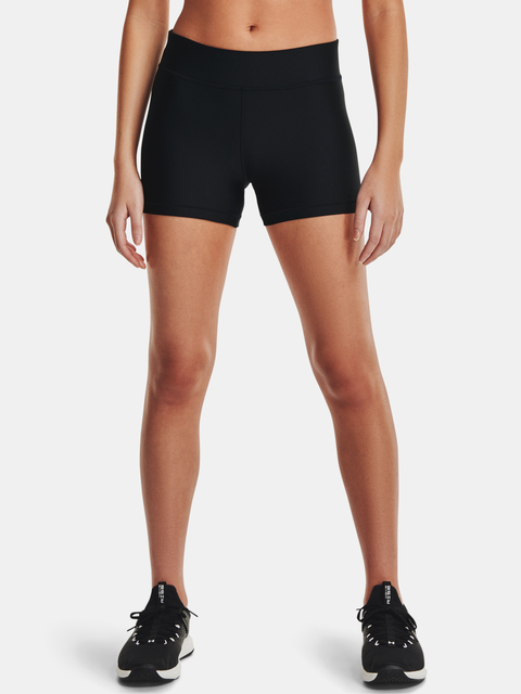 Kraťasy Under Armour HG Armour Mid Rise Shorty-BLK