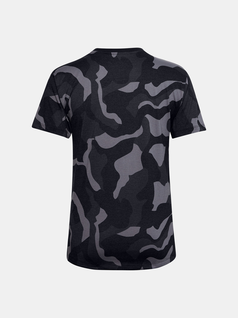 Tričko Under Armour Live Fashion Denali Print SS-BLK