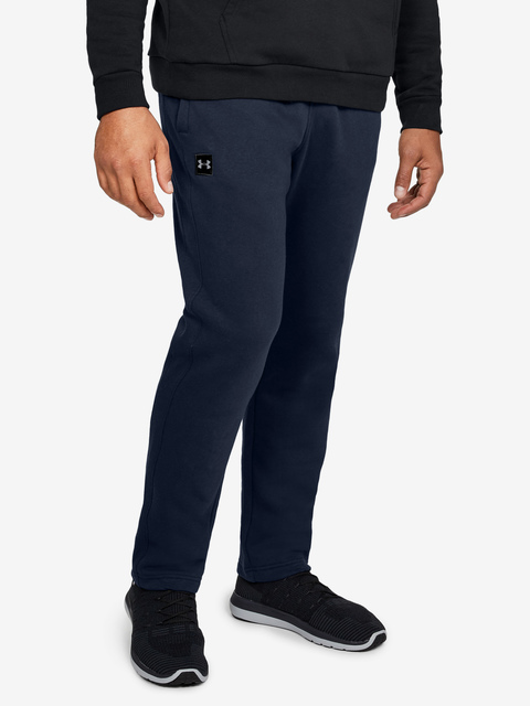 Tepláky Under Armour RIVAL FLEECE PANT-NVY