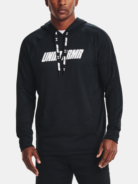 Mikina Under Armour BASELINE P/O HOODY-BLK