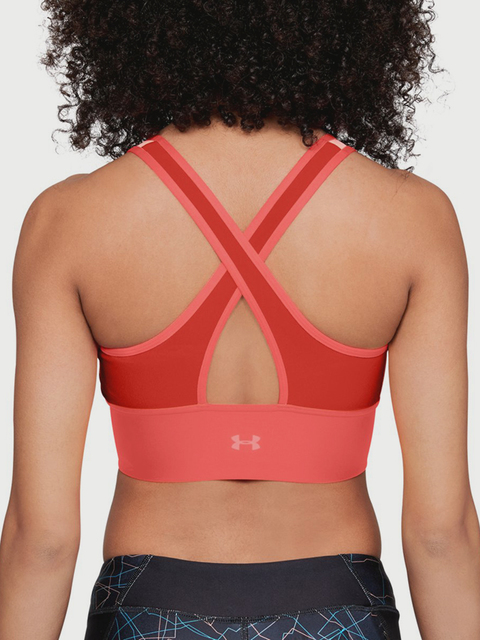 Kompresní podprsenka Under Armour Crossback Clutch Bra