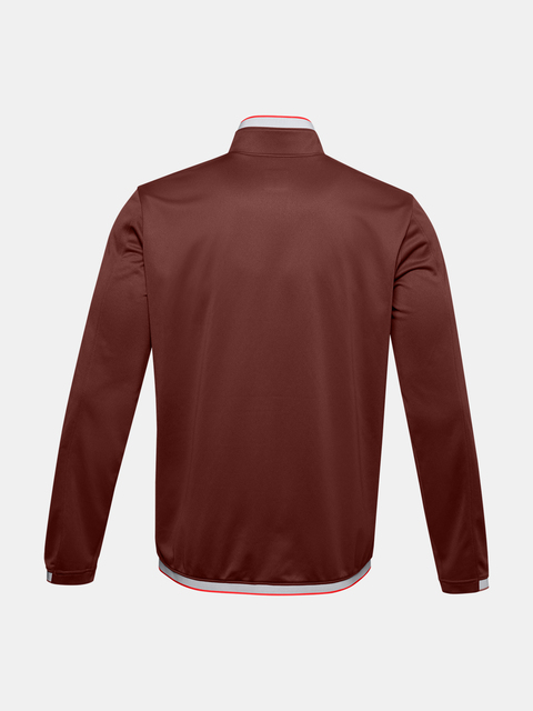 Bunda Under Armour UA Recover Knit Track Jacket-RED