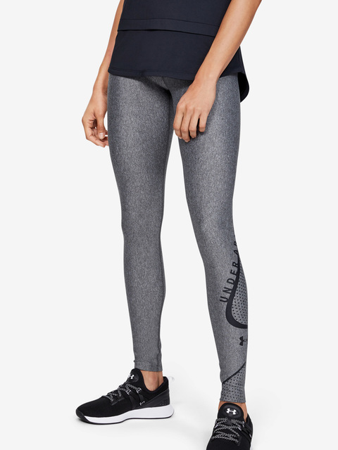 Legíny Under Armour HG Armour Graphic Swerve WM Leggings