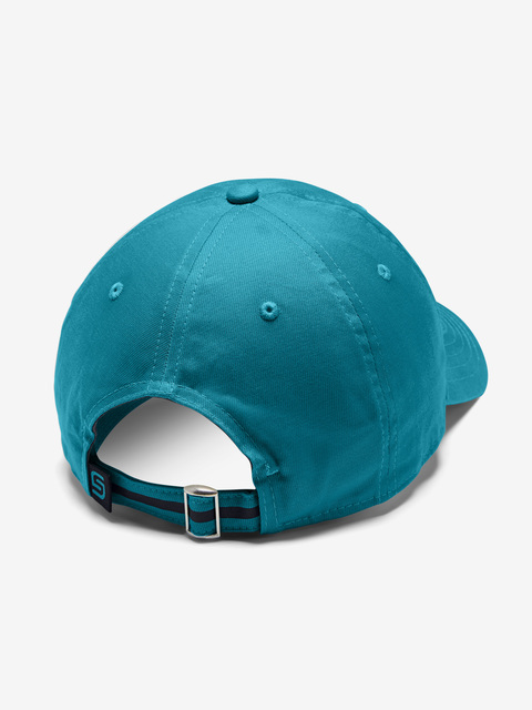 Kšiltovka Under Armour Spieth Washed Cotton Cap-BLU