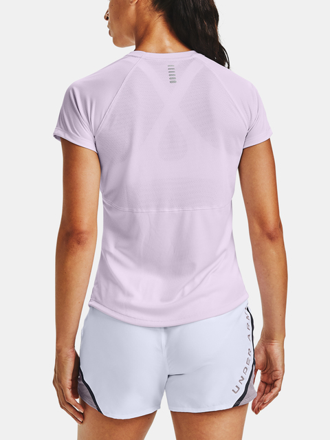 Tričko Under Armour Speed Stride Short Sleeve-PPL