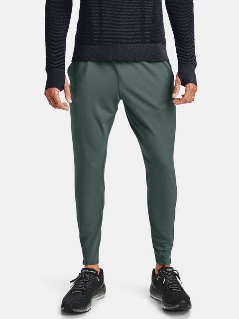 Tepláky Under Armour M UA Rush Run Jogger-BLU