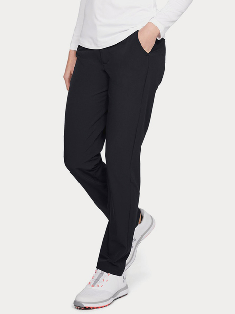 Kalhoty Under Armour Links Pant-BLK