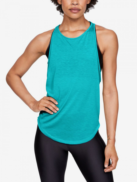 Tílko Under Armour Whisperlight Mesh Tank-Blu