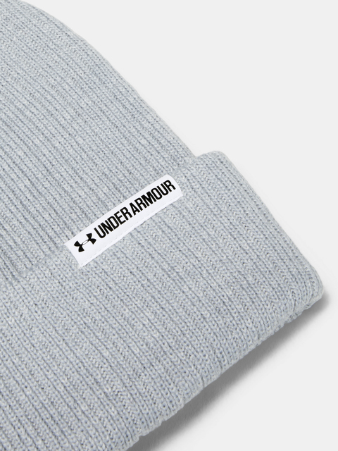 Čepice Under Armour Boyfriend Cuff Beanie-BLU