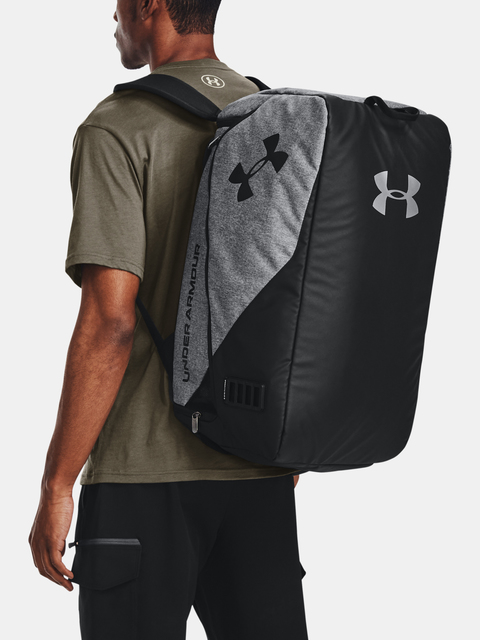 Taška Under Armour  Contain Duo MD Duffle-GRY