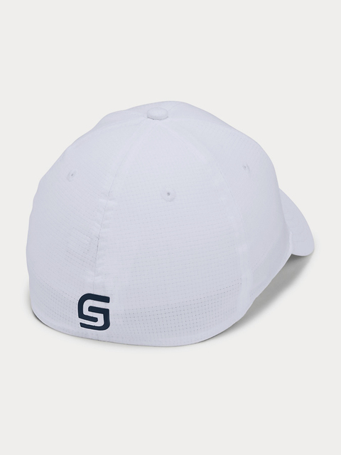Kšiltovka Under Armour Men's Official Tour Cap 3.0-WHT