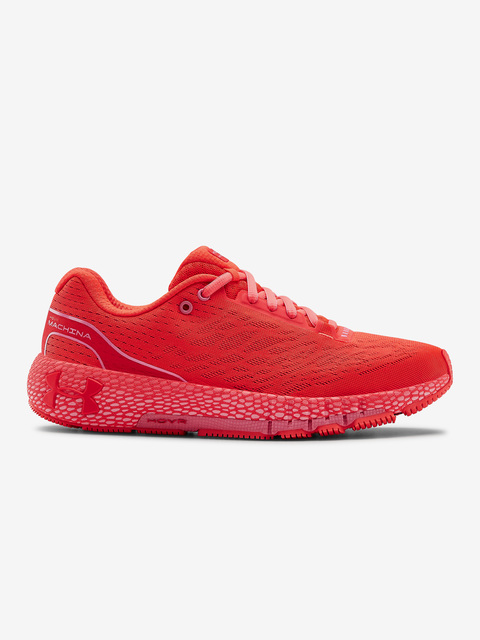 Boty Under Armour W HOVR Machina-RED