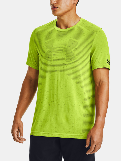 Tričko Under Armour Seamless Logo SS