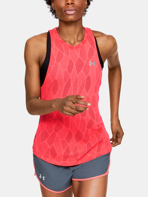 Tílko Under Armour W Streaker 2.0 Shift Tank
