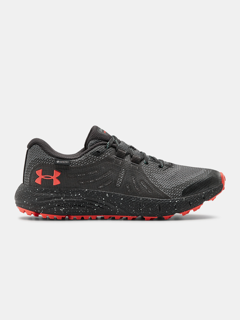 Boty Under Armour UA W Charged Bandit TrailGTX-GRY