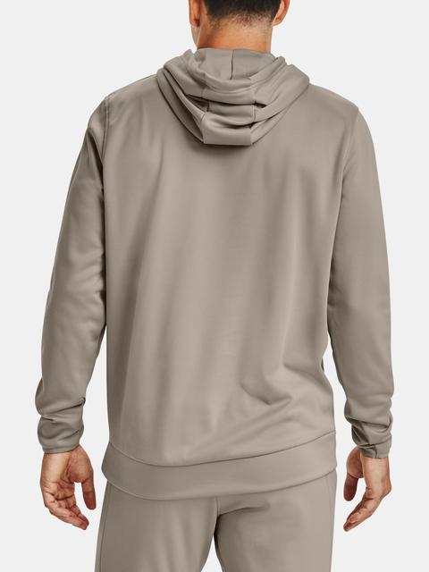 Mikina Under Armour AF Graphic Hoodie-BRN