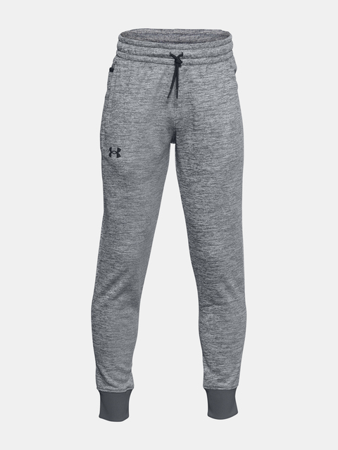 Tepláky Under Armour ARMOUR FLEECE JOGGERS-GRY
