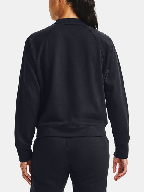 Bunda Under Armour Rival Fleece Jacket-BLK