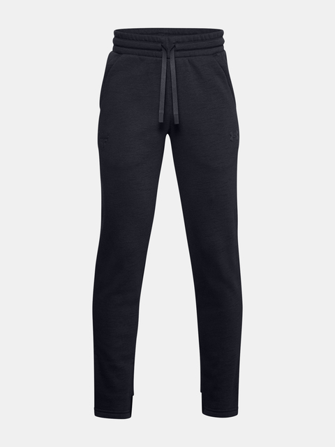 Tepláky Under Armour PJT ROCK CC FLEECE PANTS-BLK