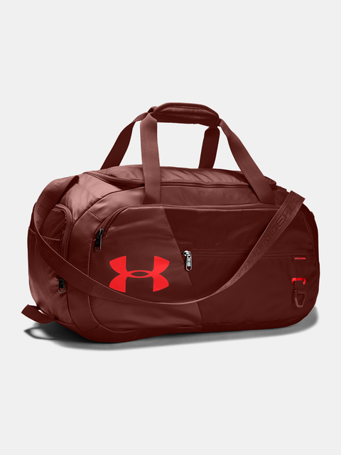 Taška Under Armour UA Undeniable 4.0 Duffle SM-RED
