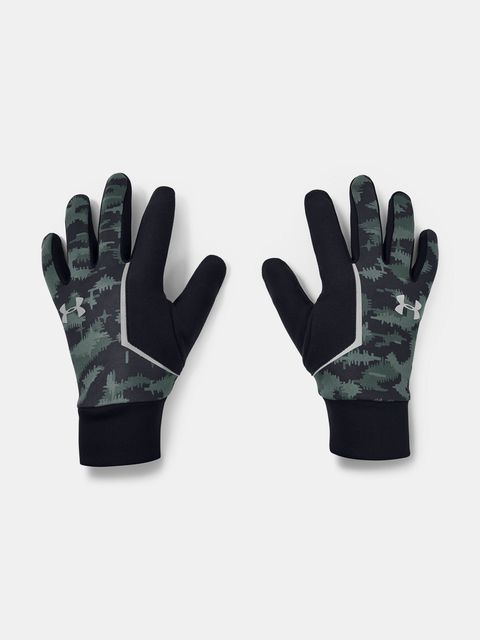 Rukavice Under Armour Mens CGI Run Liner Glove-BLU