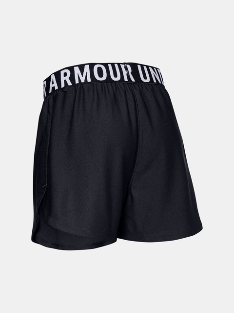 Kraťasy Under Armour Play Up Solid Shorts-BLK