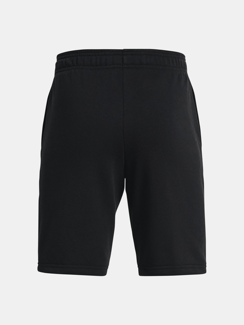 Kraťasy Under Armour UA RIVAL TERRY BL SHORTS-BLK