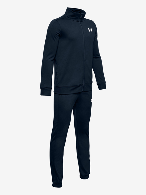 Komplet Under Armour Knit Track Suit-NVY