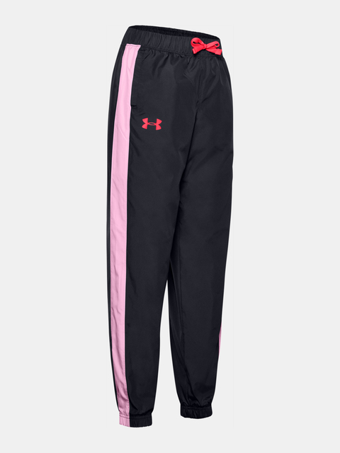 Kalhoty Under Armour Lined Woven Pants-BLK