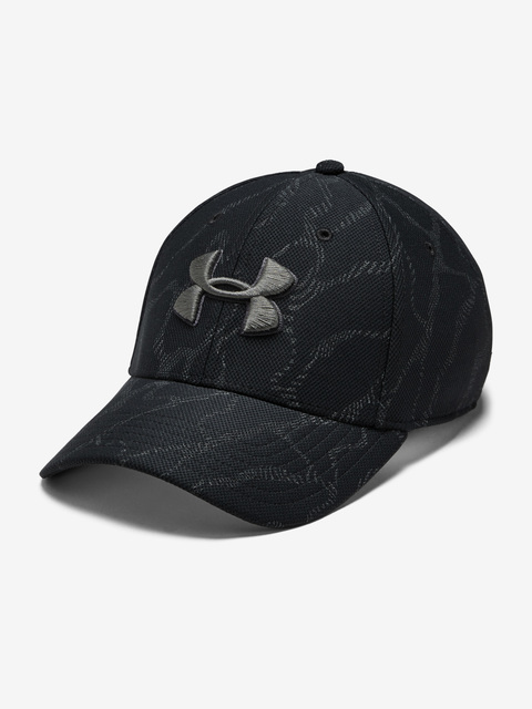 Kšiltovka Under Armour Men's Blitzing 3.0 Cap-WHT