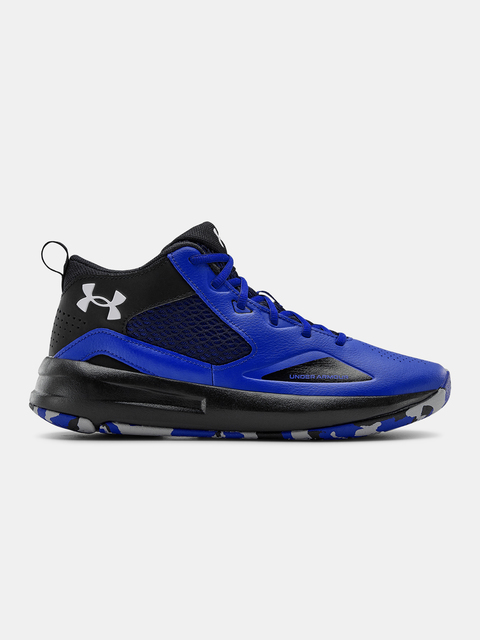 Boty Under Armour Lockdown 5-BLU