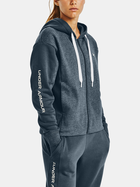Mikina Under Armour Rival Flce EMB FZ Hoodie