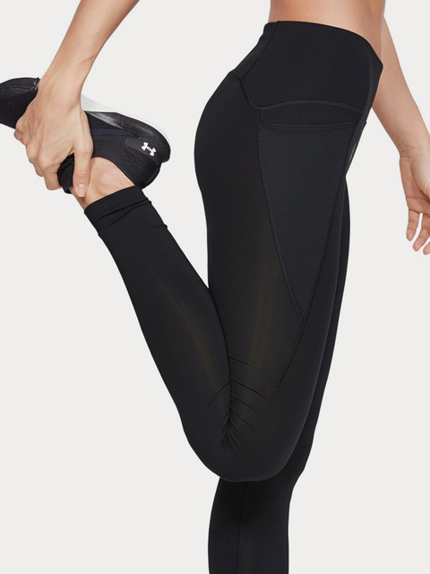 Legíny Under Armour Rush Legging-BLK